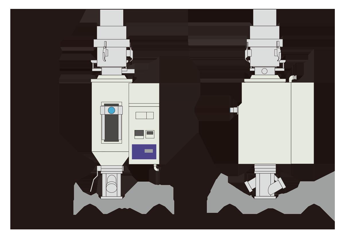 NR-E主要外形寸法